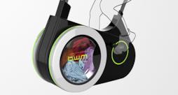 Un nuovo modo di fare il bucato con la cyclette lavatrice