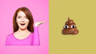 Le emoji ricreate nella vita reale sono ancora più assurde