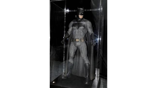 Il costume di Batman in Batman v Superman