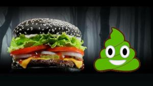 Le feci verdi: il vero scherzetto di Halloween di Burger King