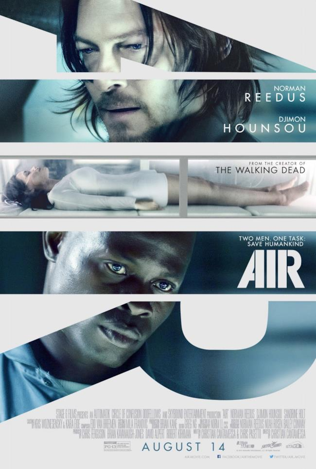 AIR con Norman Reedus arriverà nei cinema USA ad agosto 2015