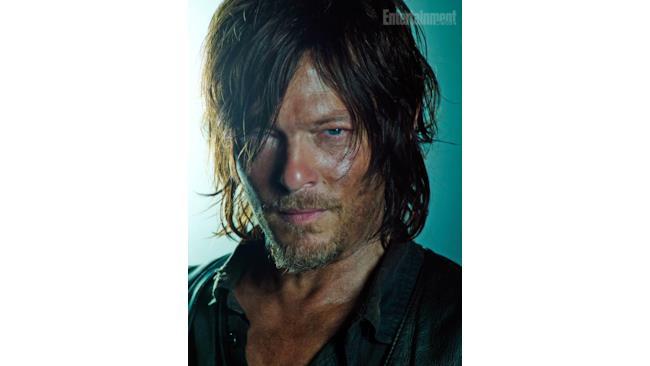 Daryl di The Walking Dead