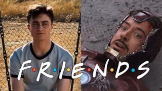 Harry Potter e Ironman