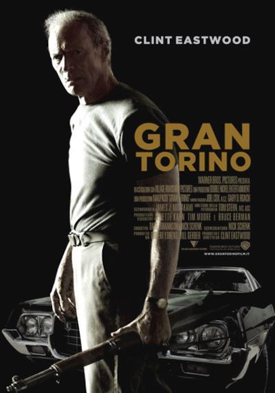 La locandina di Gran Torino