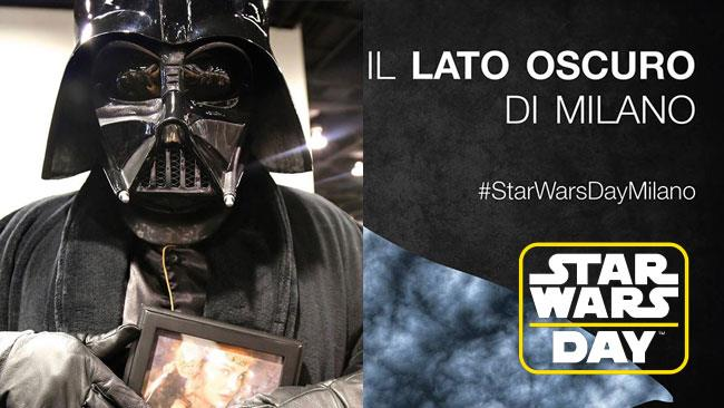 Lo Star Wars Day 2015 si terrà a Milano