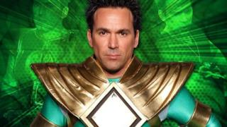Jason David Frank, l'interprete di Tommy Oliver in una delle serie dei Power Rangers