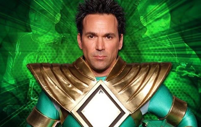 Jason David Frank, l'interprete di Tommy Oliver in una delle serie dei Power Rangers