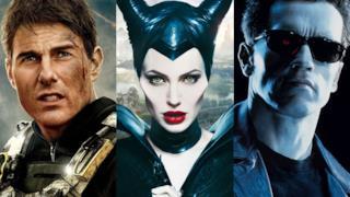 Edge of Tomorrow, Malefica e Terminator 2 sono in TV