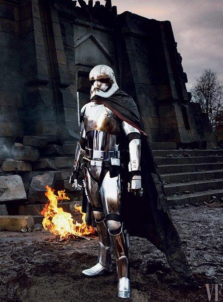 Gwendoline Christie sarò Captain Phasma in Star Wars 7