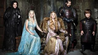 I protagonisti di Game of Thrones