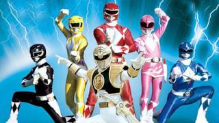 I Power Rangers stanno per tornare in un nuovo film