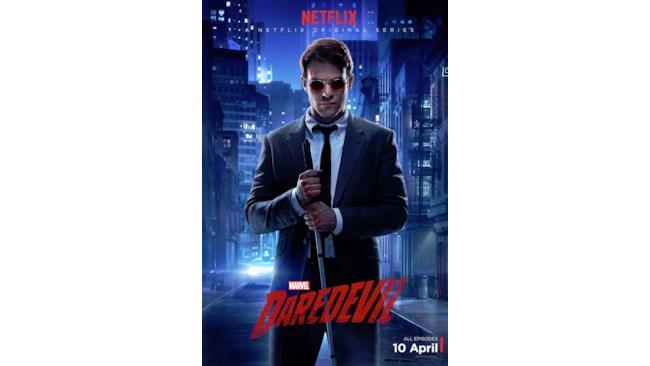 Matt Murdock character poster