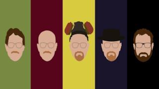 L'evoluzione di Walter White nelle cinque stagioni di Breaking Bad