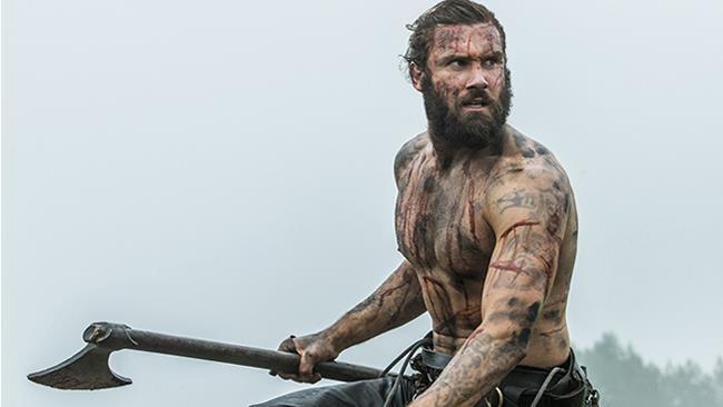 Clive Standen, Rollo in Vikings