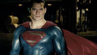 Superman nel nuovo film DC