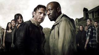 Rick e Morgan nel primo post promozionale della sesta stagione di The Walking Dead