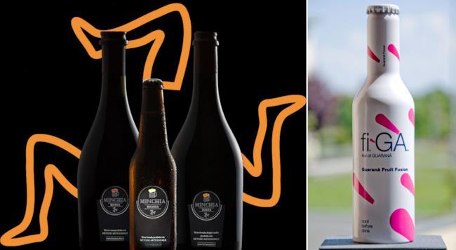 La Birra Minchia e l'Energy Drink fi.GA a confronto