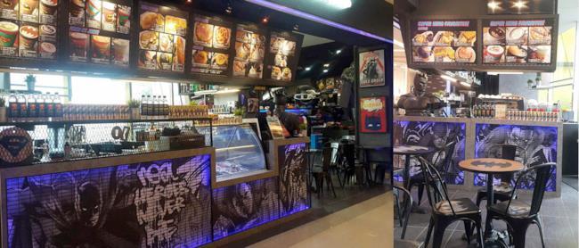 Il ristorante fast-food di DC Comics