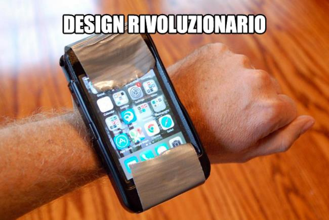 Meme sull'Apple Watch