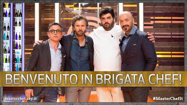 I giudici di MasterChef 5 danno il benvenuto ad Antonino Cannavacciuolo