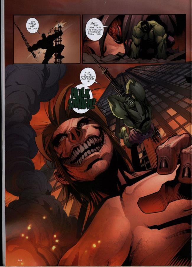 Attack on Avengers, pagina 7