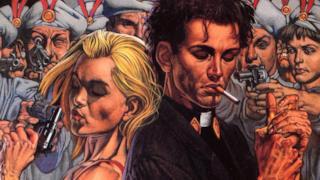 Preacher, personaggi del fumetto