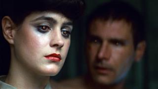 Una scena di Blade Runner