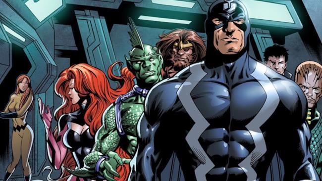Gli Inumani di Marvel arriveranno al cinema nel 2019