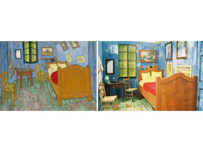 Camera ad arles di vincent van gogh - Van gogh la camera da letto ...