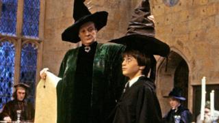La Cerimonia di Smitamento con Harry Potter