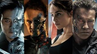 I poster ufficiali di Terminator: Genisys ci mostrano i nuovi e vecchi personaggi