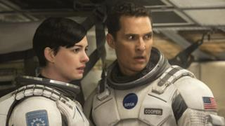 I protagonisti di Interstellar
