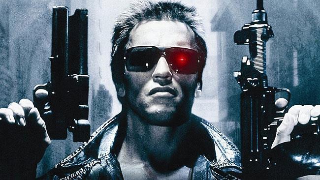 Il Terminator nel 1984