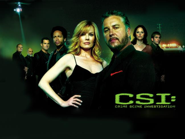Cast originale di CSI
