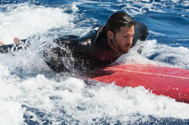 Luke Bracey nel remake di Point Break