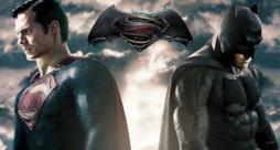 Batman e Superman in una fanart di Dawn of Justice