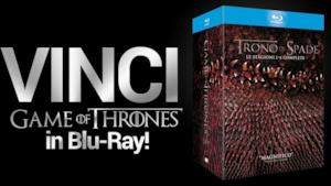 FlopTV mette in palio il cofanetto Blu-Ray con le prime quattro stagioni di Game of Thrones