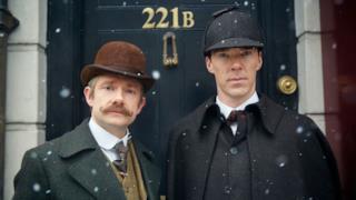 Immagine tratta dallo speciale di Sherlock, che sarà ambientato nel 1895