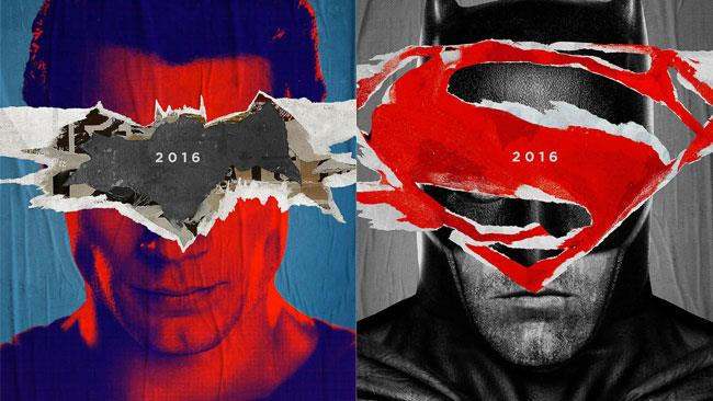 Batman e Superman nei character poster di Dawn of Justice