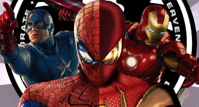 Capitan America: Civil War è uno dei film Disney in uscita
