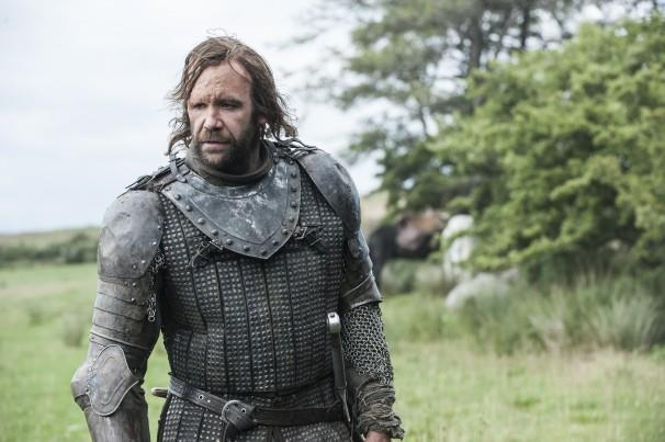 Sandor Clegane in Game of Thrones