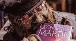 George Martin zombie in Z-Nation