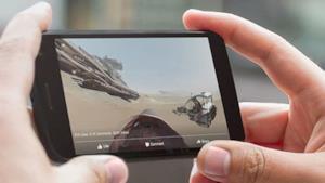 Esplora Jakku nel primo video a 360° su Facebook