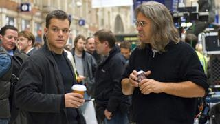 Matt Damon col regista Paul Greengrass