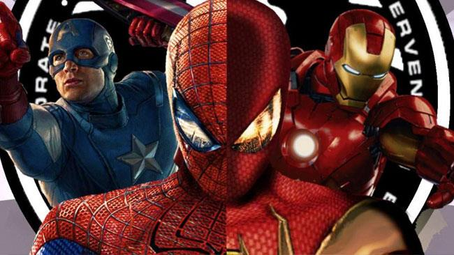 La Civil War di Marvel con Spider-Man