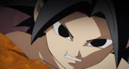 La saiyan Caulifla di Dragon Ball Super