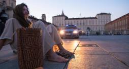 Il ragazzo che ha impersonato Gesù a Torino