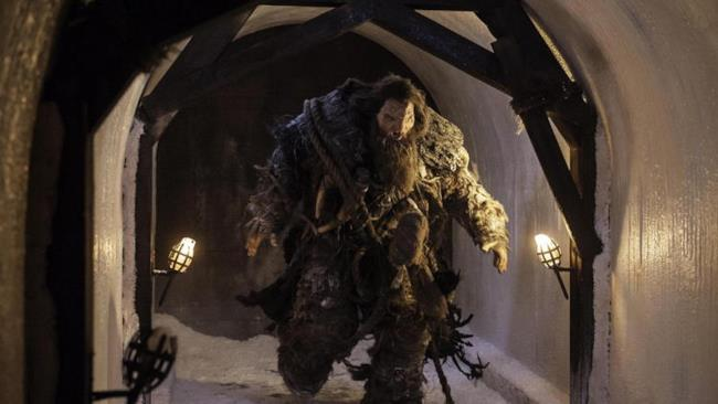 Un gigante nella serie game of thrones
