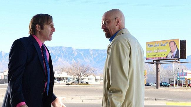 Bryan Cranton sarà Walter White anche in Better Call Saul