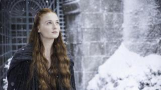 Sansa Stark, la protagonista del nuovo capitolo di anteprima di The Winds of Winter